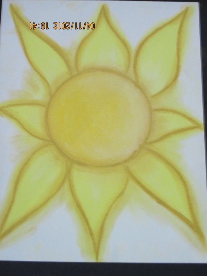 Solar Plexus : Original art