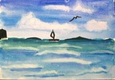 Watercolour Experiment: 3