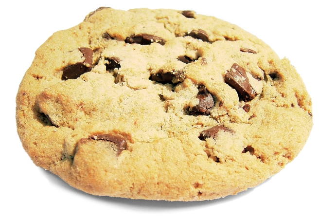 As a Thank you, please have a cookie posted with LOVE