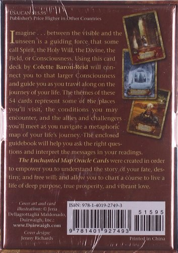 Back cover description