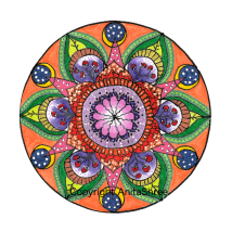 Intention mandala-clearing